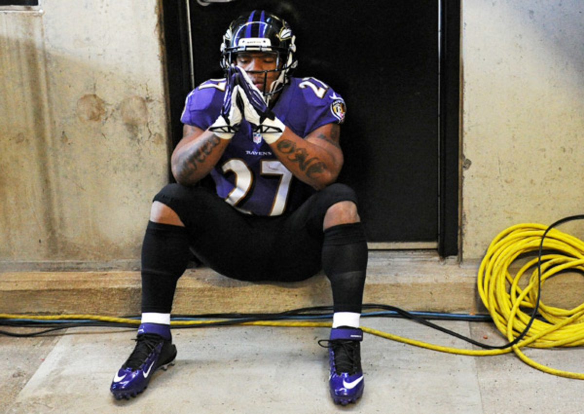 Ray Rice, Baltimore Ravens RB, indicted on aggravated assault charges