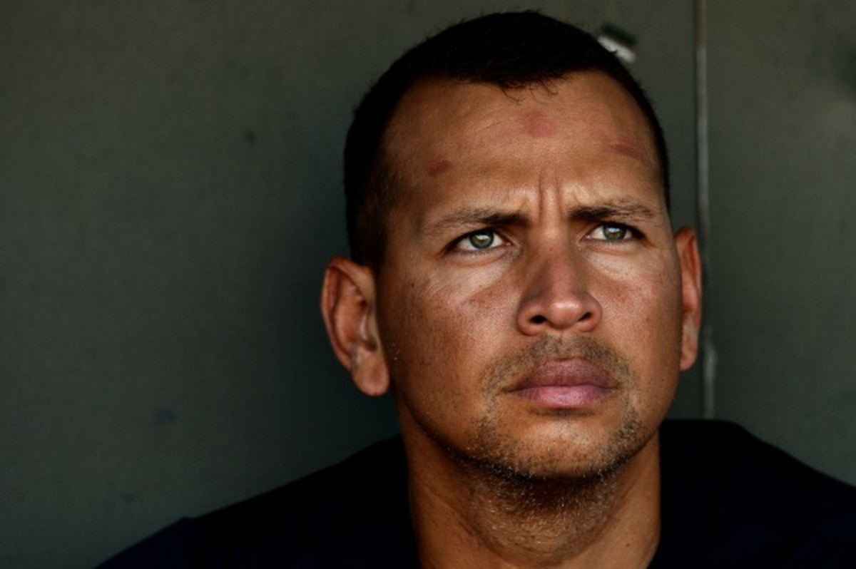 Alex Rodriguez's case is expected to resume Monday. (Patrick Smith/Getty Images)