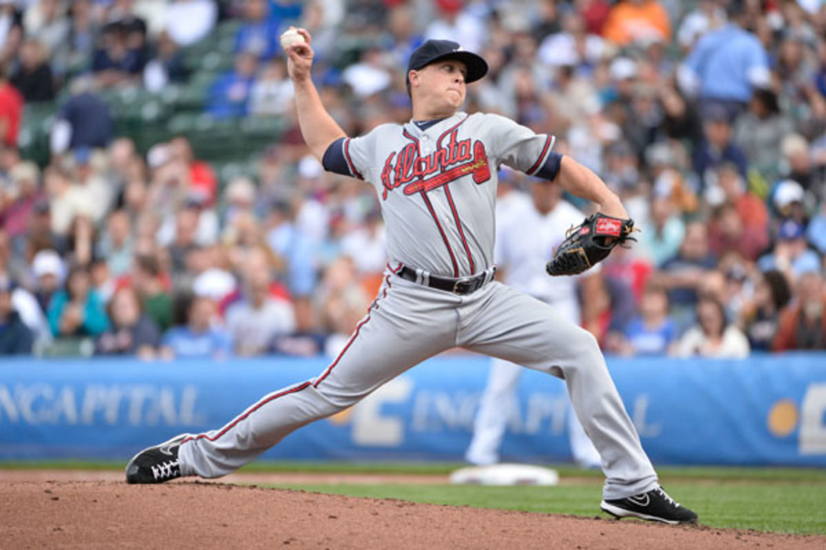 This will be the second time Kris Medlen will have Tommy John surgery (Brian D. Kersey/Getty Images)