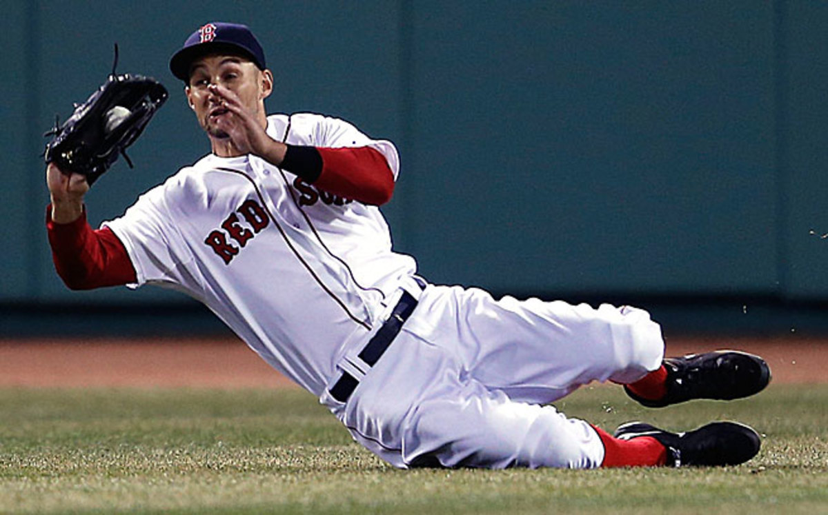Despite missing all of the past two seasons, Grady Sizemore still plays the game as hard as ever.