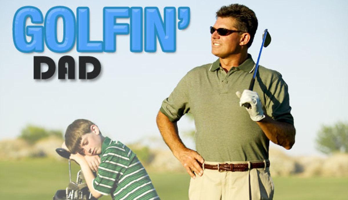 Golfin' Dad