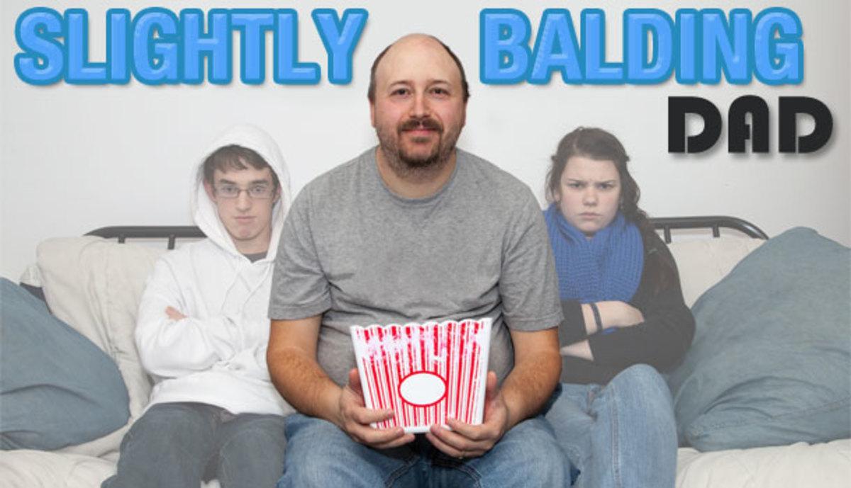 Slightly Balding Dad