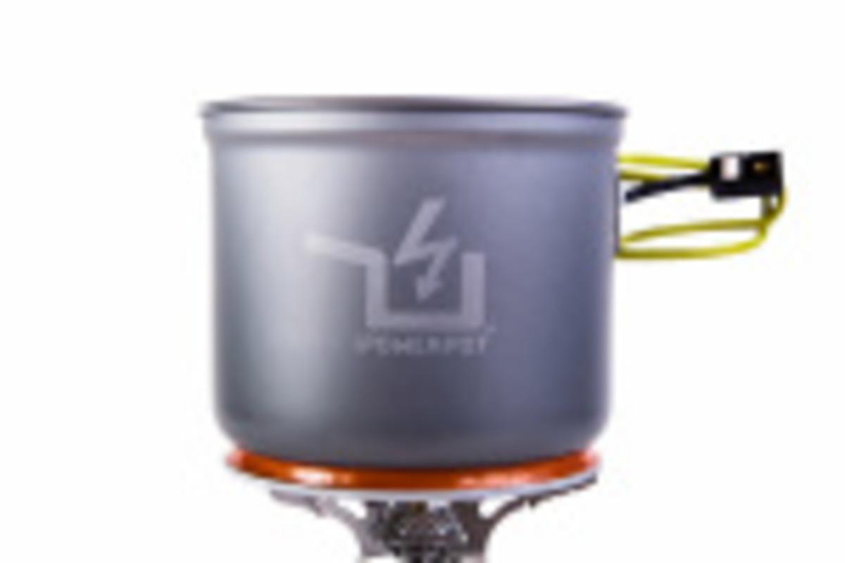 power pot