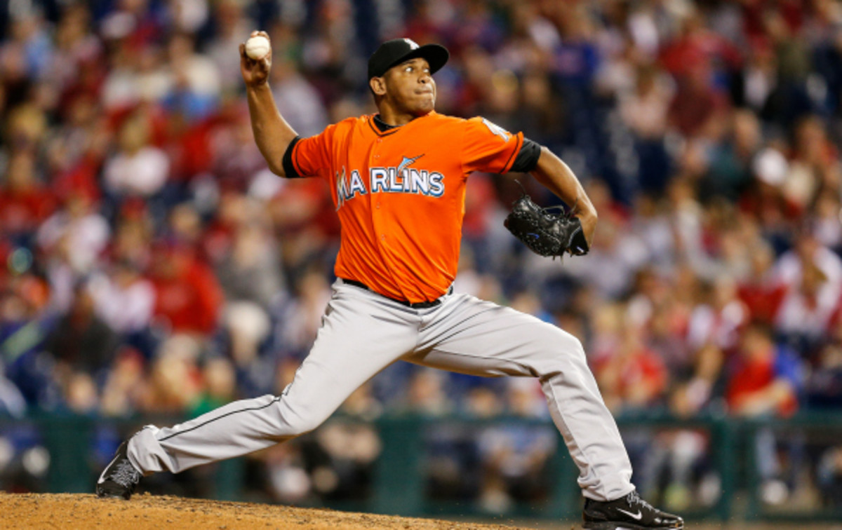 Carlos Marmol has a career WHIP of 1.352. (Brian Garfinkle/Getty Images)