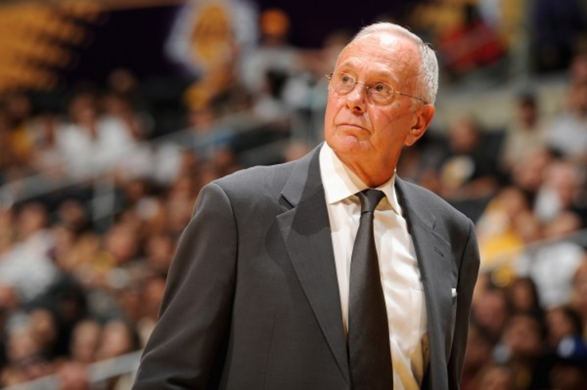 Larry Brown won a championship as a coach in the NCAA and the NBA. (Noah Graham/Getty Images)