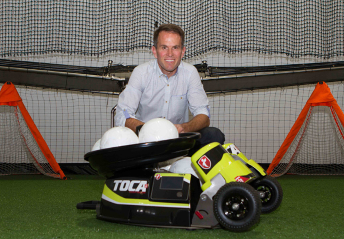 Toca founder Eddie Lewis has deep roots in the sport of soccer, having played professionally for 15 years, including appearances in the 2002 and 2006 World Cups.