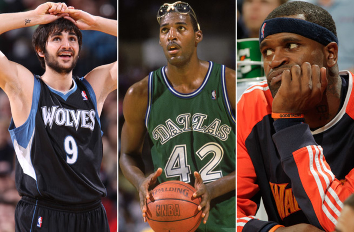 Misery loves company: The 2013-14 76ers reminded us of some of the worst teams in NBA history.