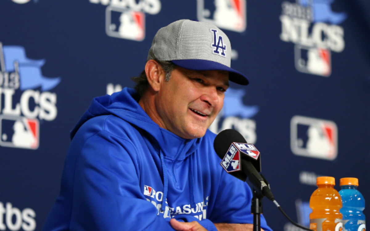 """His contract option has officially vested, but Don Mattingly is """"frustrated"""" with Dodgers ownership and unsure if he'll be back next season. (Elsa/Getty Images)"""