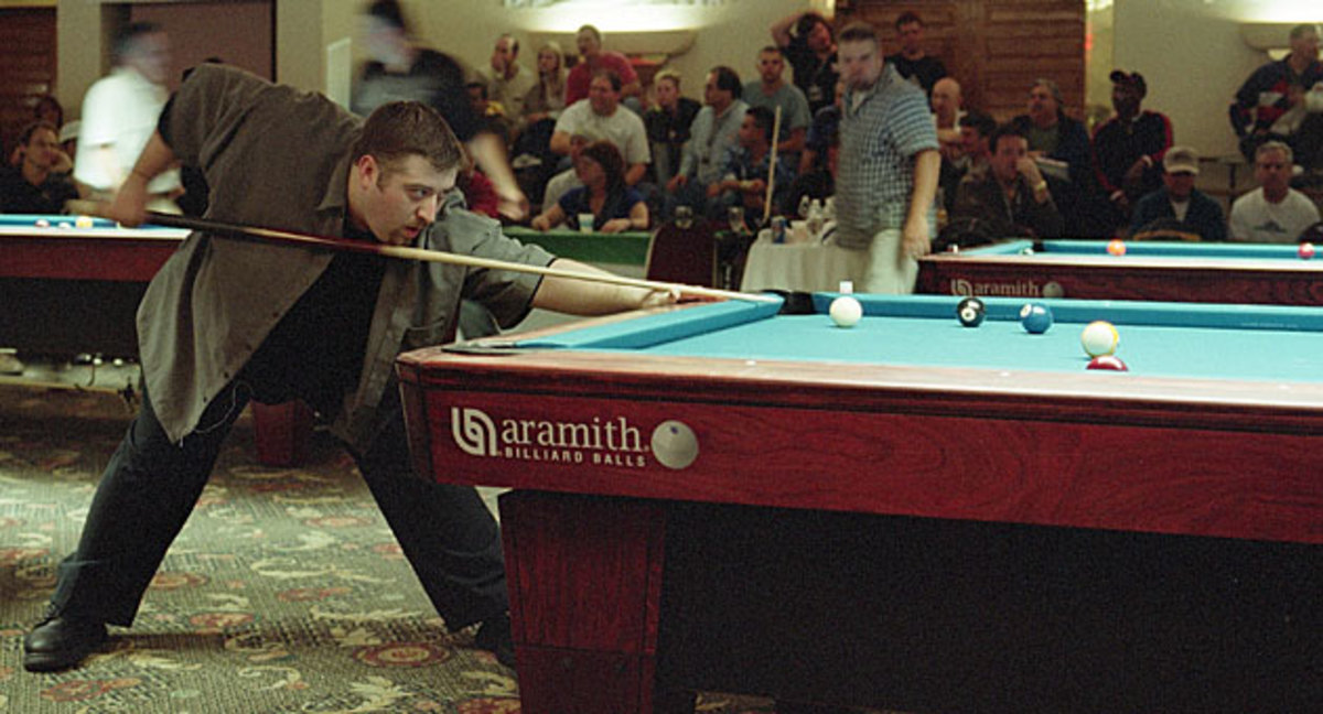 Kid Delicious was one of the last two players standing at the Glass City Open.