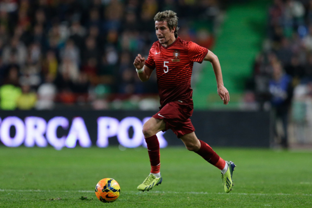 Fabio Coentrao roams the left channel for Portugal and could cause some issues for the U.S. when they meet in Manaus, Brazil.