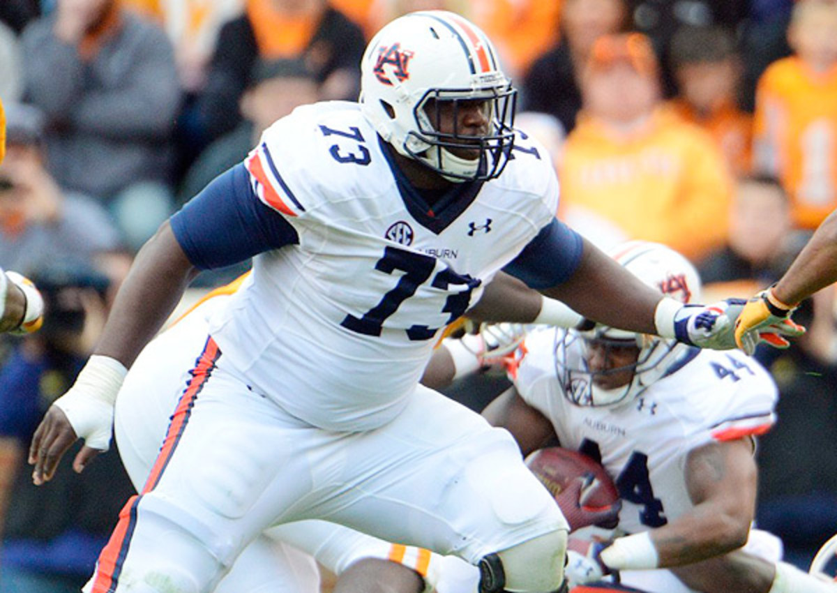 2014 NFL Mock Draft: Greg Robinson goes No. 2 to St. Louis Rams