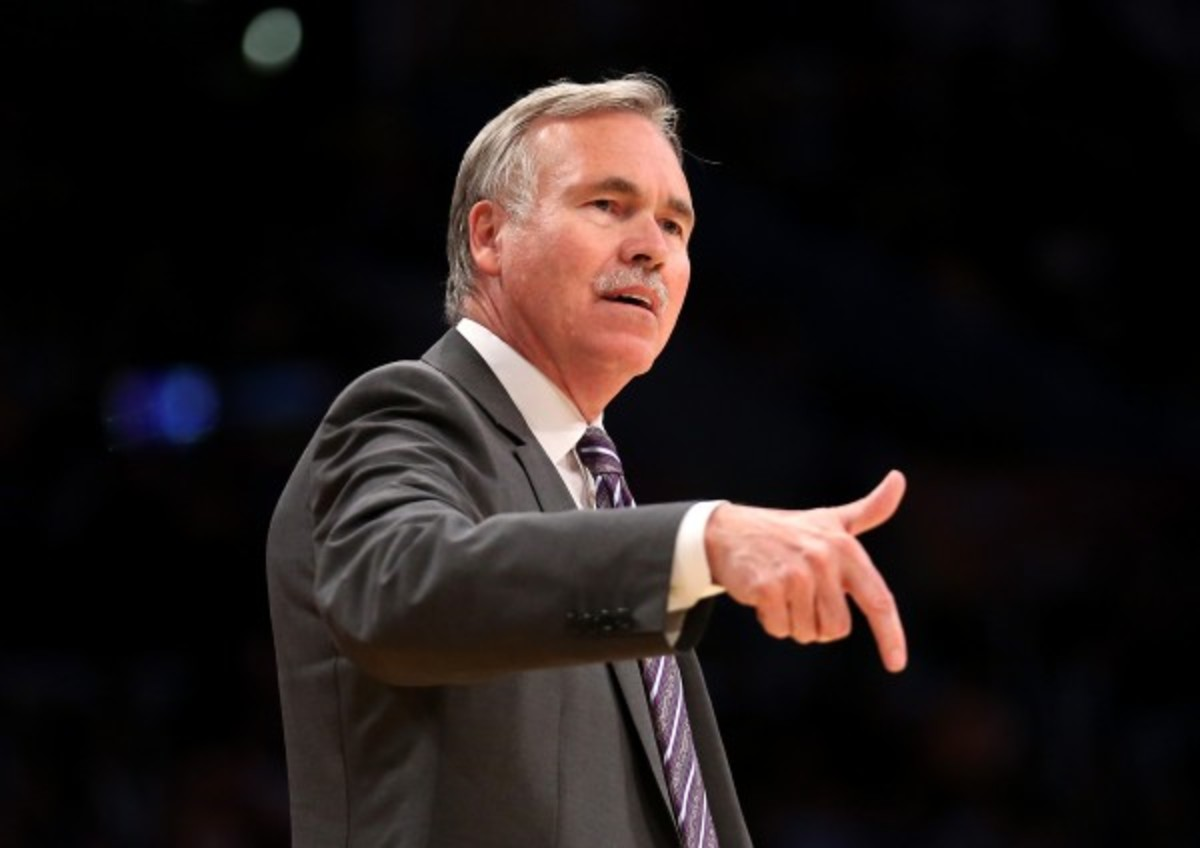 The Lakers will miss the playoffs this season for the first time in six years. (Stephen Dunn/Getty Images)