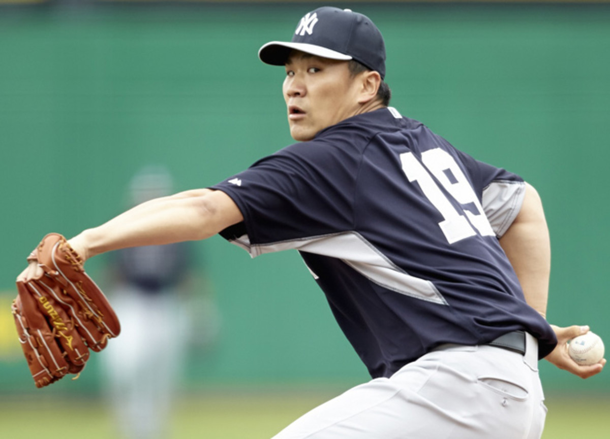 After seven seasons with NPB's Rakuten Golden Eagles, Masahiro Tanaka is coming to MLB.