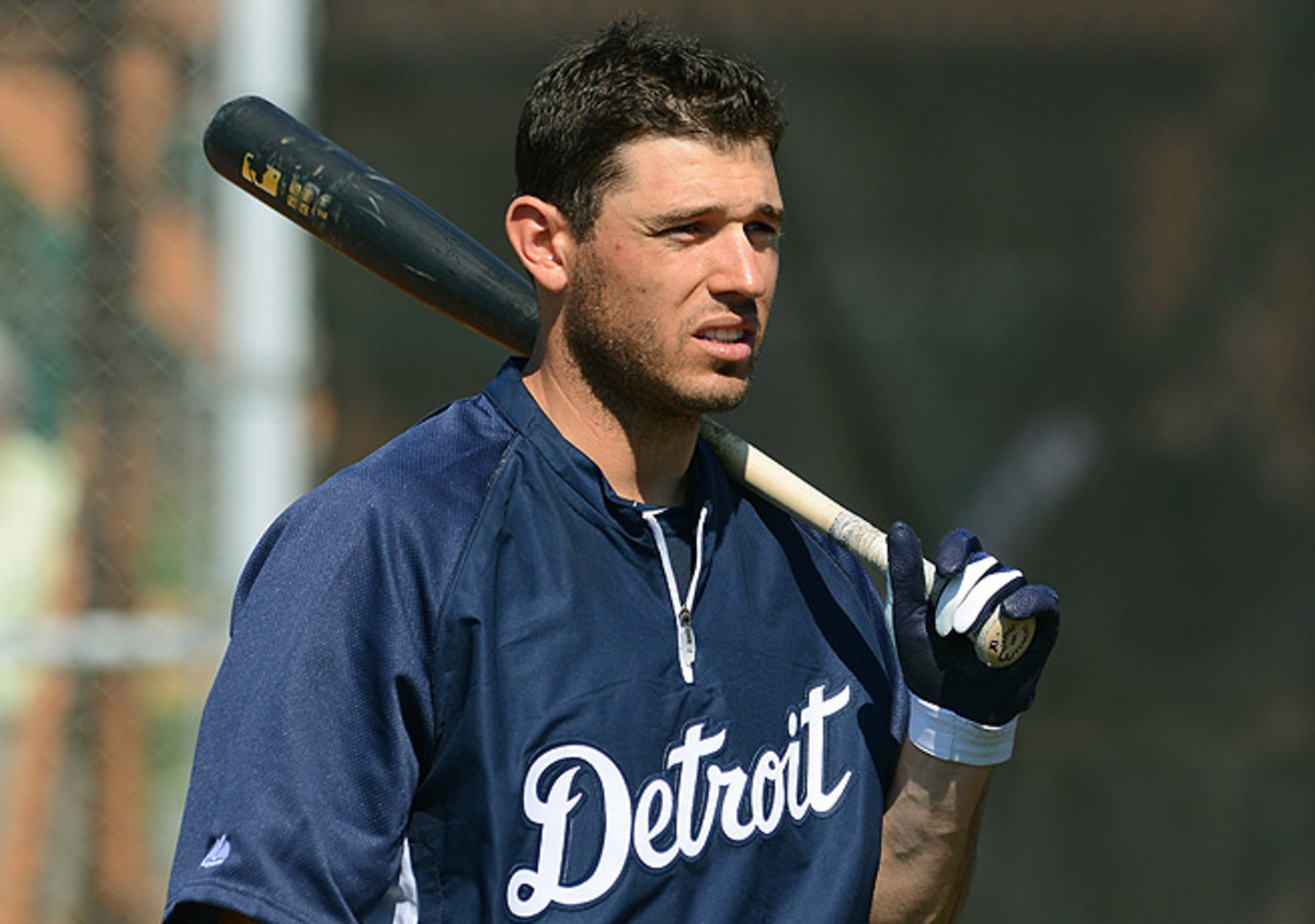 Ian Kinsler's place at the top of the Tigers' order could make him an attractive middle-round pickup.