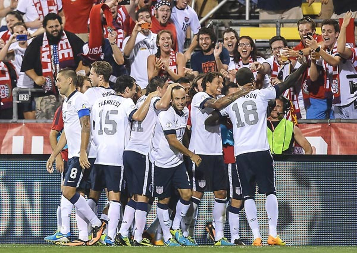 The U.S. national team will play a friendly against Austria if the Austrians have been eliminated from World Cup qualifying.