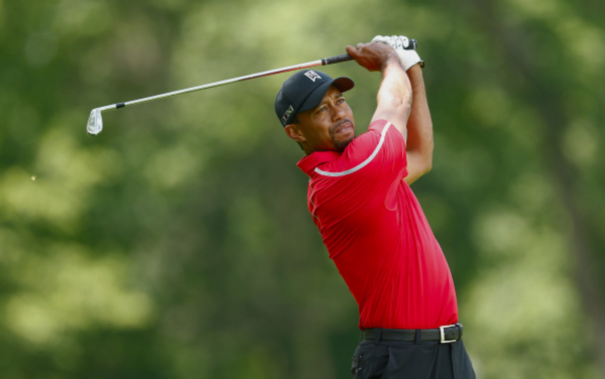 Tiger Woods is the world's highest paid athlete at $78.1 million, including prize money, endorsements, appearance fees and golf course design work. (Scott Halleran/Getty Images)