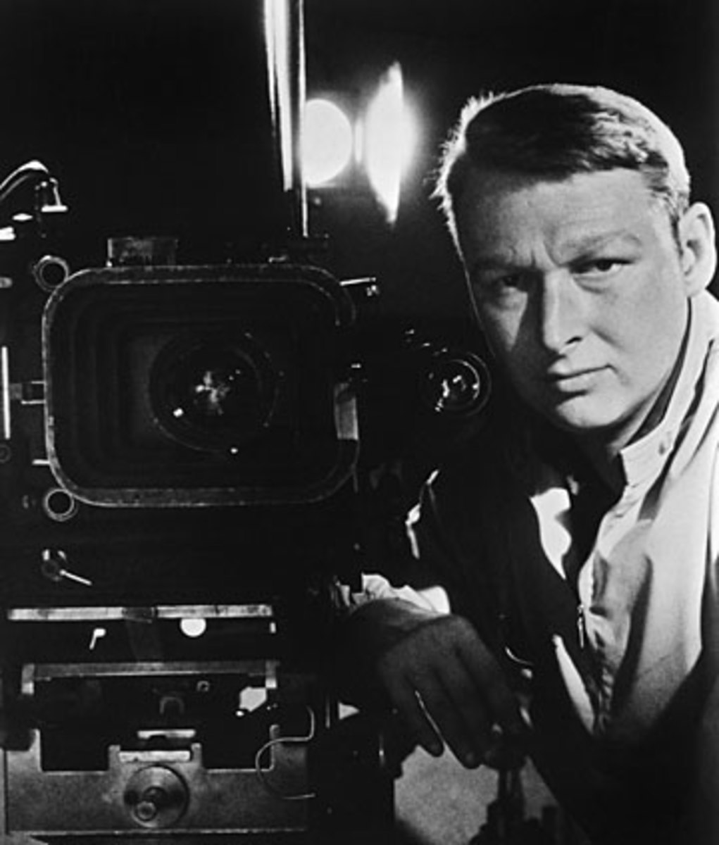 Mike Nichols in 1967. (Archive Photos/Getty Images)