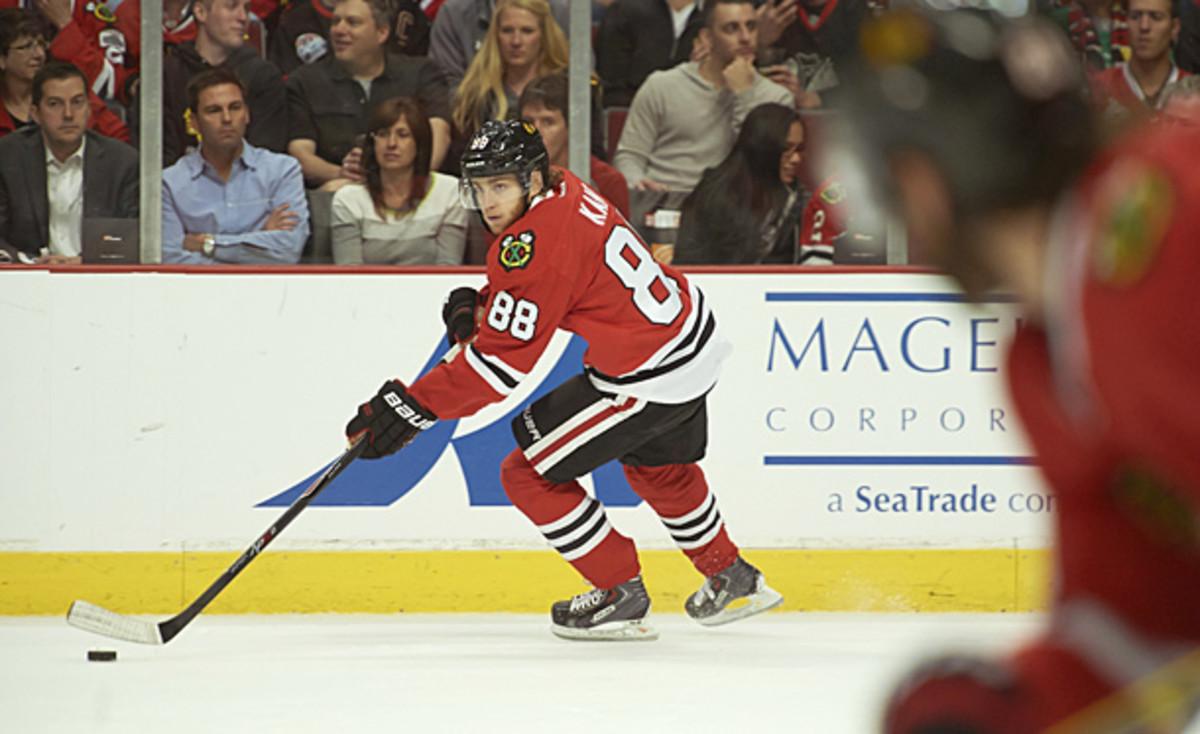 Patrick Kane of the Chicago Blackhawks