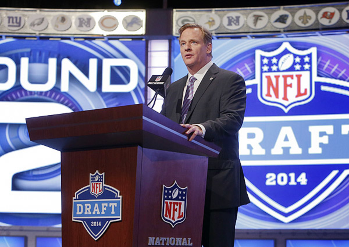 2015 NFL draft location: Chicago odds-on favorite to host event?