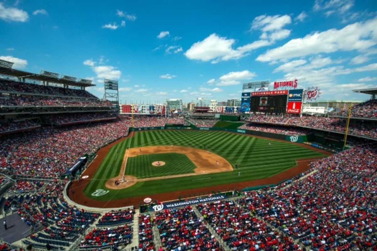 Nationals Park opened in (Rob Tringali/Getty Images)