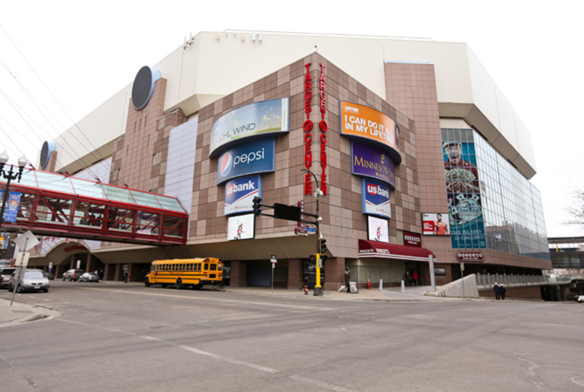 Across from the Wolves' new practice facility, the Target Center will also get a $100 million upgrade.