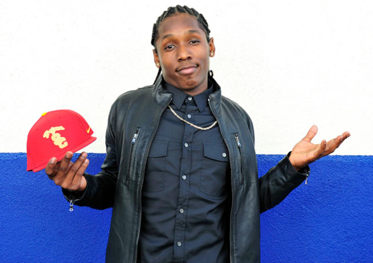 Five-star recruit Adoree' Jackson committed to USC over UCLA, Florida and LSU on National Signing Day.