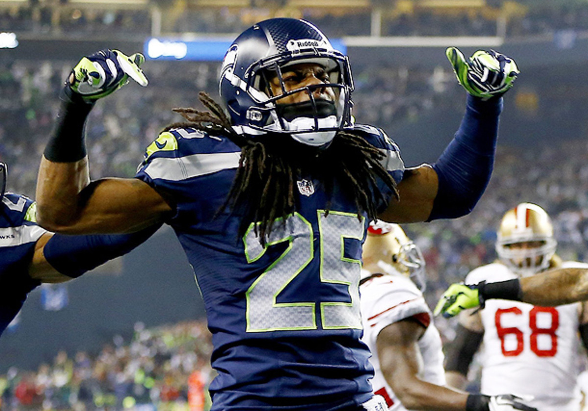 Richard Sherman lists 5 QBs who are worse than Colin