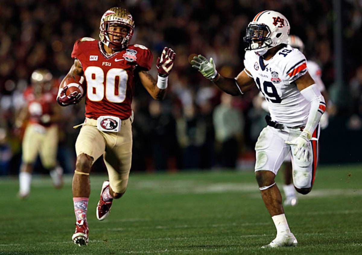 Florida State and Auburn could both be in the national championship picture again in the 2014 season.