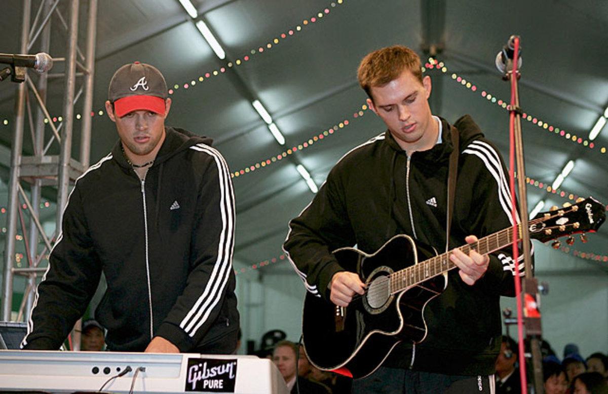 Bob and Matt Bryan