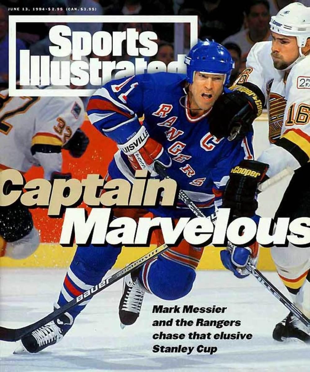 11 - Mark Messier