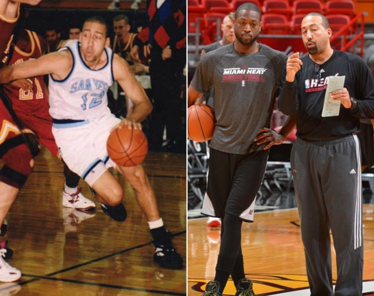 David Fizdale's playing career at USD helped lead to his coaching career in the NBA.