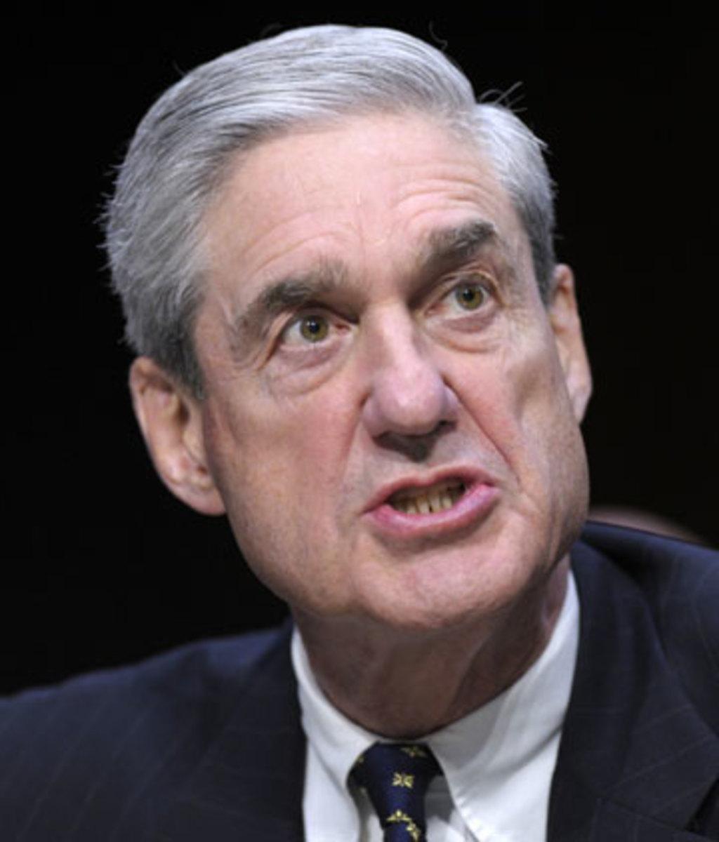Robert Mueller. (Susan Walsh/AP)