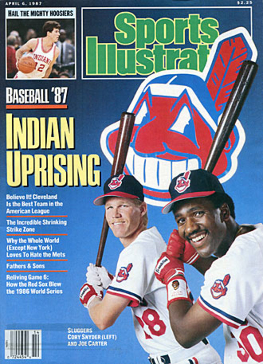 Indians 1987 cover