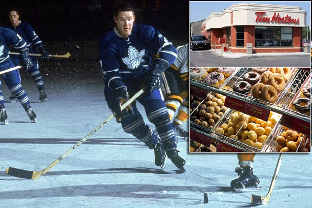 Tim Horton's Donuts
