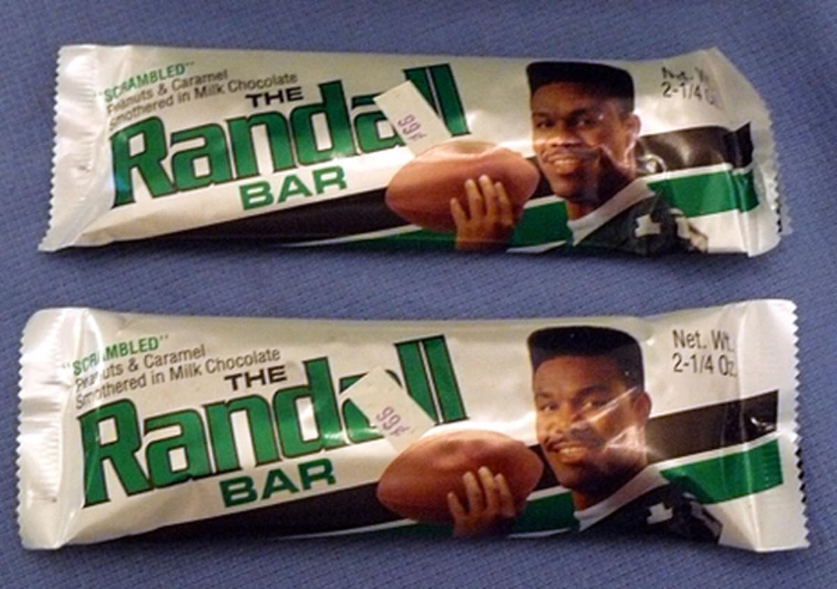 Randall Cunningham: The Randall Bar