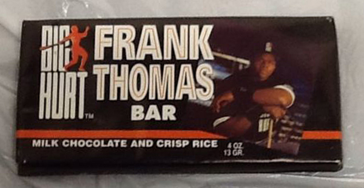 Big Hurt Frank Thomas Bar