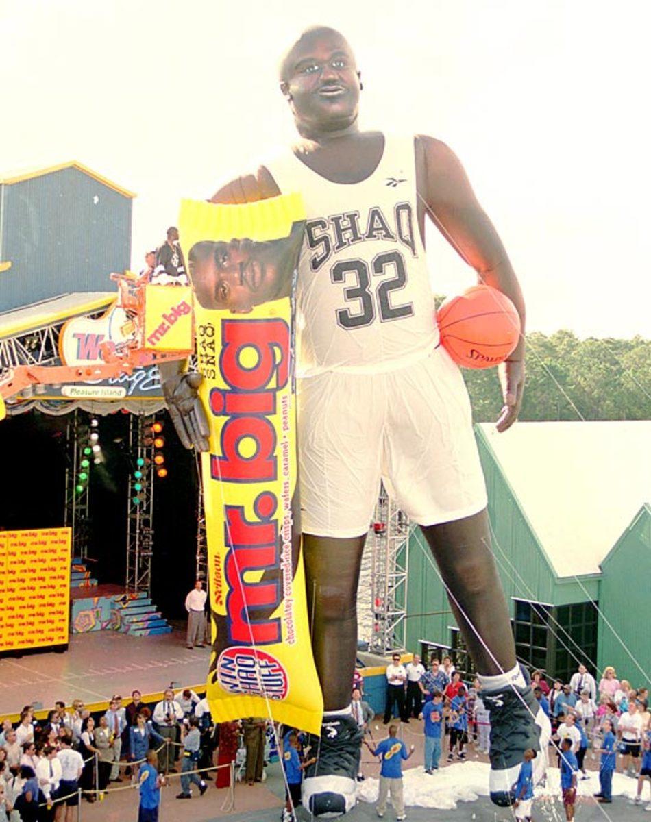 Shaquille O'Neal: Mr. Big Bar