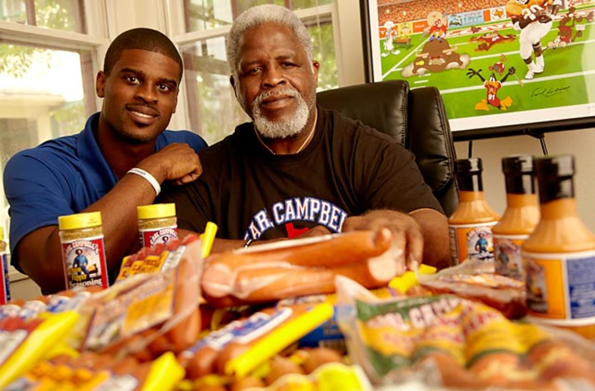 Earl Campbell Meat Products