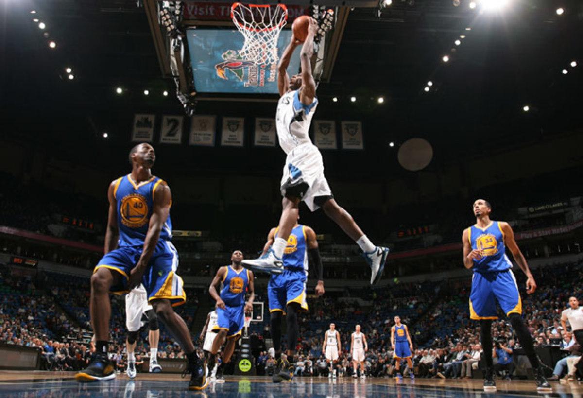 Wiggins dunk 1