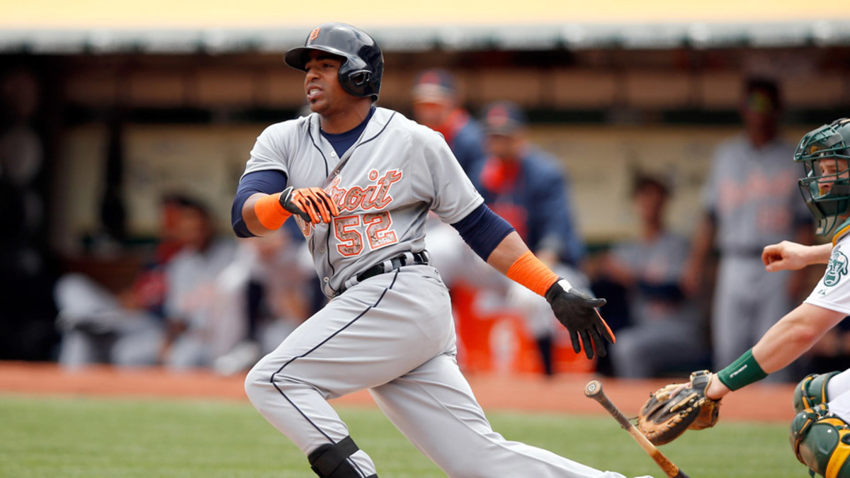 Tigers' Yoenis Céspedes surprised A's traded him last season ...