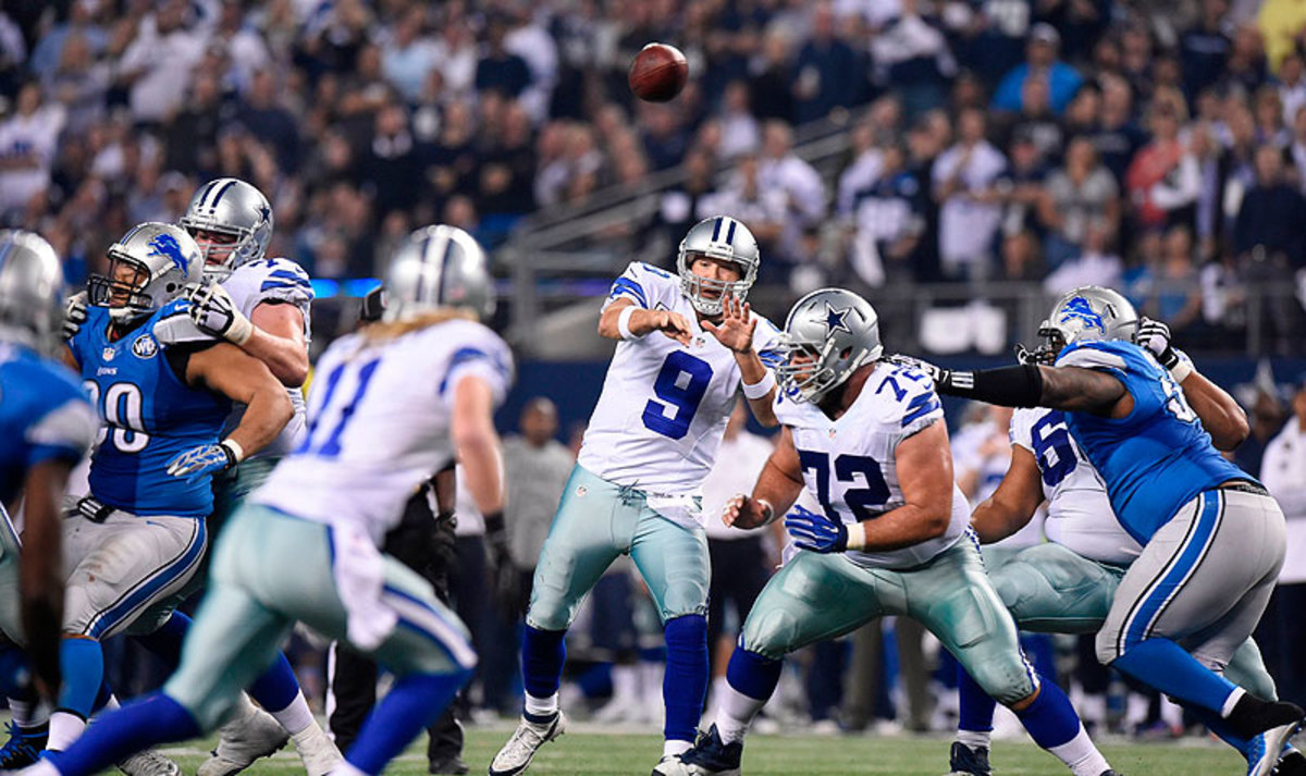 Tony Romo (Greg Nelson/Sports Illustrated/The MMQB)