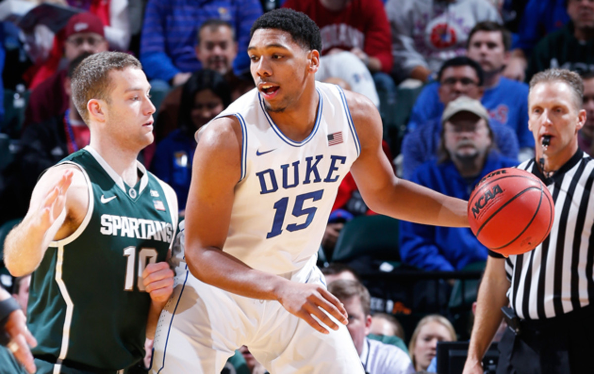 jahlil okafor michigan state final four preview