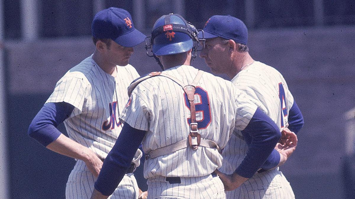 New York Mets Gil Hodges 1962 Wrigley Field Brooklyn Dodgers