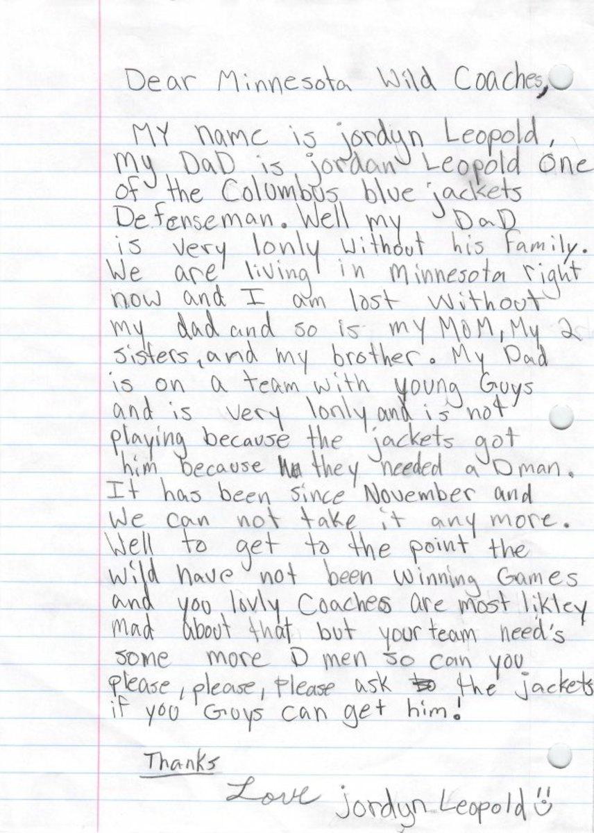 minnesota-wild-jordan-leopold-daughter-letter.jpg
