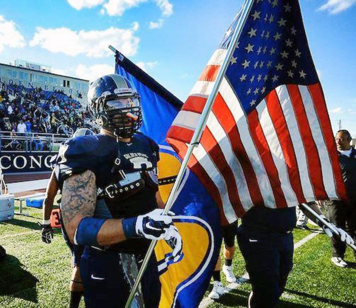 hank-goff-concordia-st-paul-marines-veteran-football-american-flag.jpg