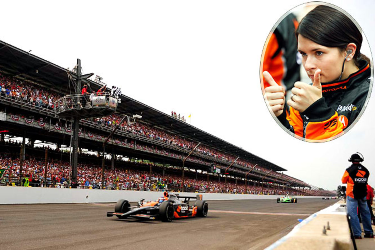 Finishing Third in the Indy 500