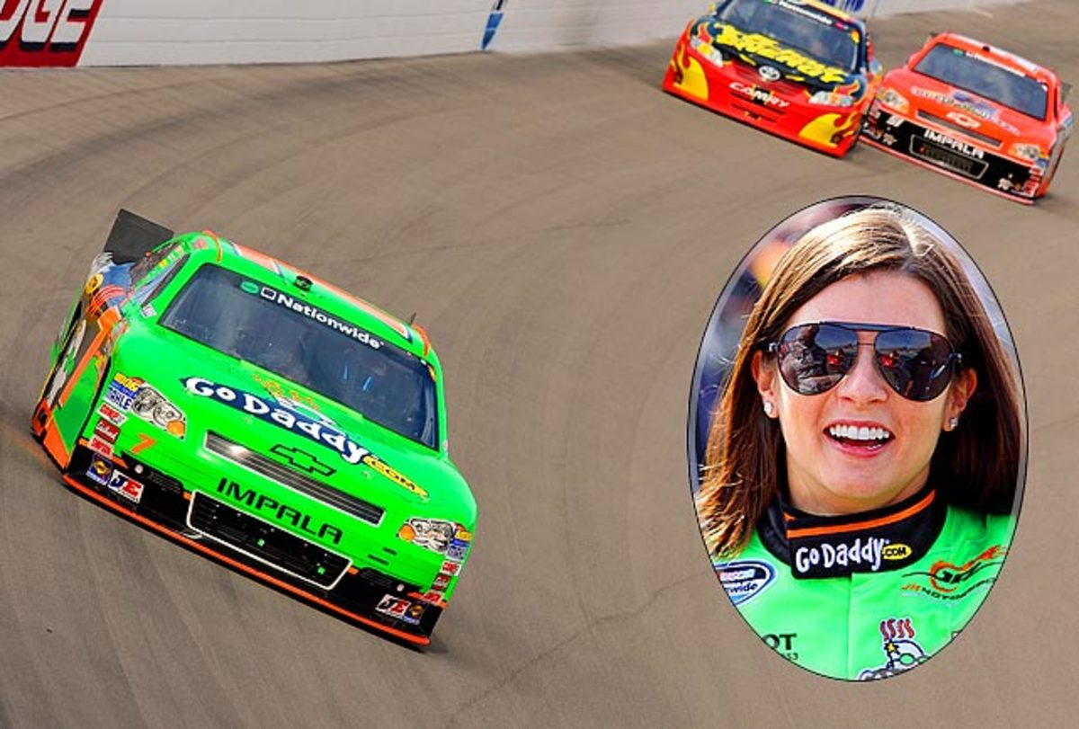 Best Finish by a Woman in NASCAR