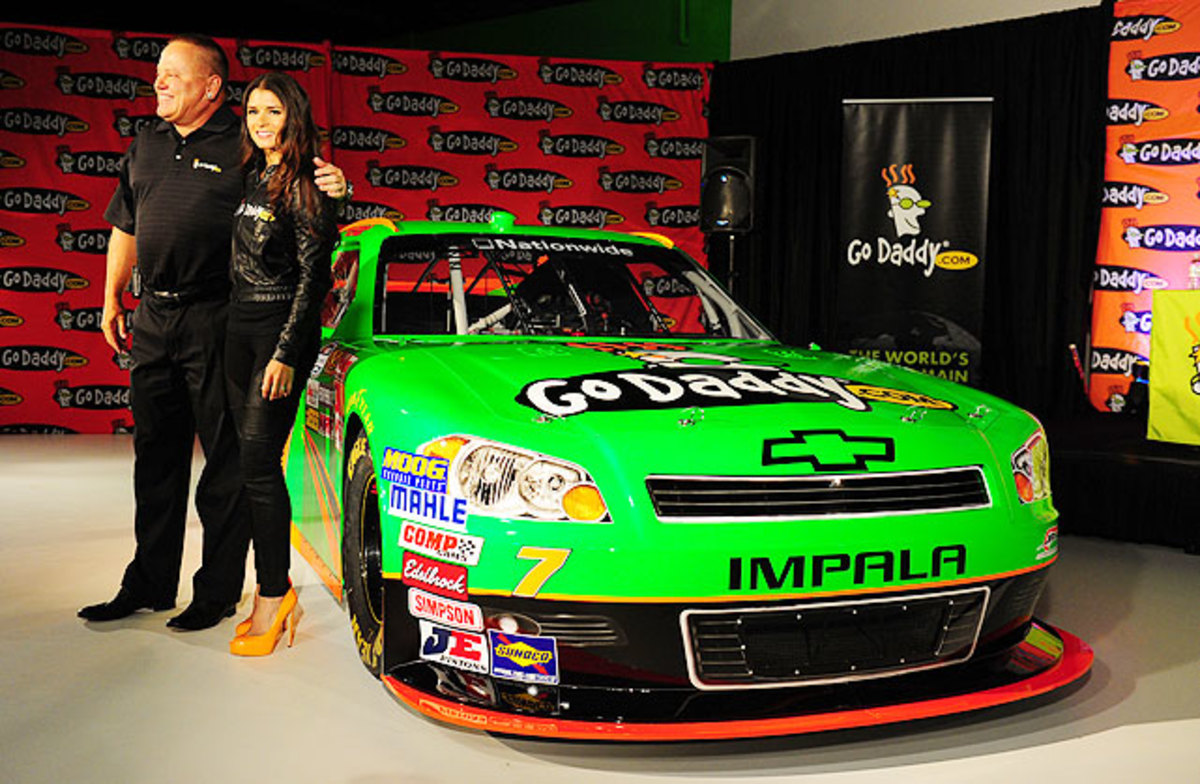 Joining NASCAR Full Time