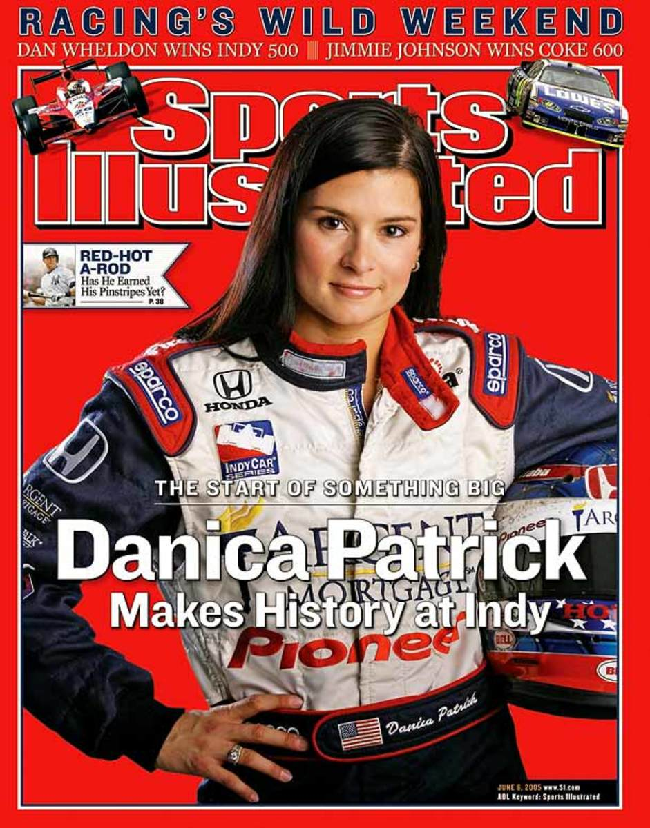 The Sports Illustrated Cover