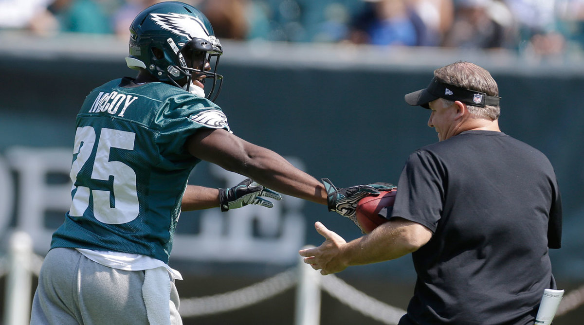 After leaving the team, several ex-Eagles—like LeSean McCoy—decried Kelly and how he treated players.